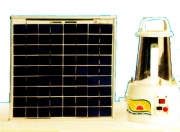 Solar Rechargeable Lights